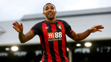 AFC Bournemouth's Callum Wilson is selected in the England senior squad for the first time