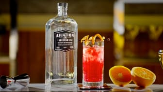The Aviation Gin Vasectomy Cocktail