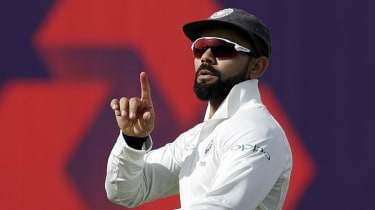 Virat Kohli Joe Root England vs. India 1st Test Edgbaston