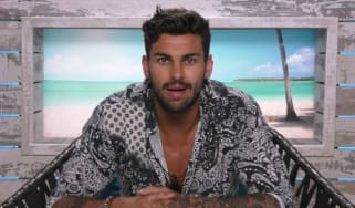 Love Island contestant Adam Collard