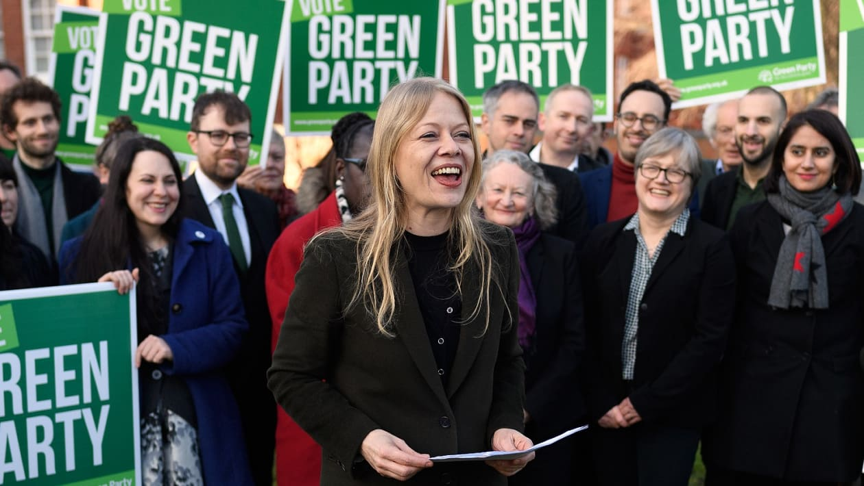 Can the Greens eclipse the Lib Dems to become Westminster's third party?