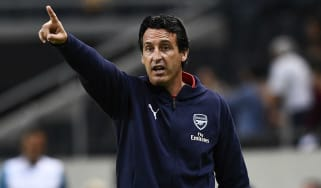 Unai Emery was appointed as Arsenal head coach in May 2018