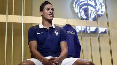 Young stars of the World Cup, Raphael Varane