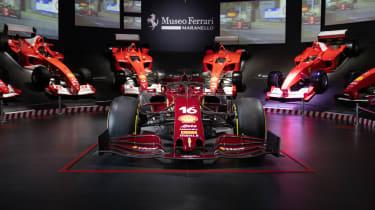 Scuderia Ferrari SF1000 F1 car