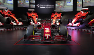 Scuderia Ferrari SF1000 F1 car