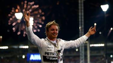Nico Roseberg F1