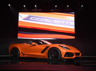 Corvette ZR1 Roadster
