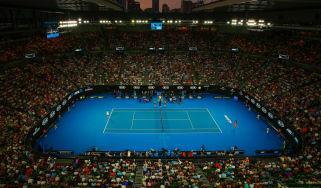 Melbourne Park will host the Australian Open tennis grand slam in January 2019