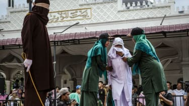 caning sharia
