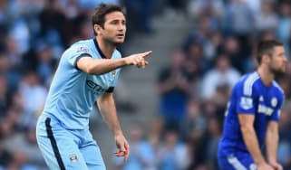 FrankLampard Man City v Chelsea