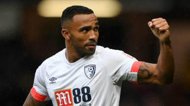 AFC Bournemouth striker Callum Wilson is being linked with a transfer to Leicester City