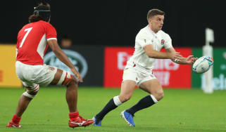 George Ford will captain England in the Rugby World Cup match against the United States