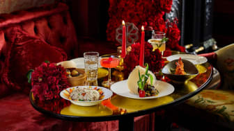 Love Chinois at Home Valentine's menu