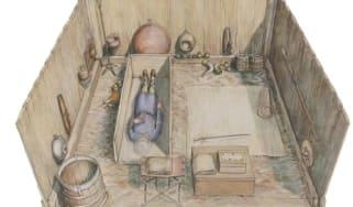 Anglo-Saxon burial