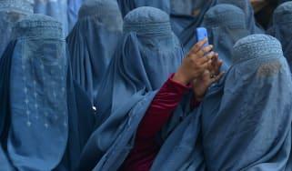 Burqa, veil