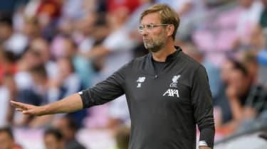 Liverpool manager Jurgen Klopp led the Reds to Champions League glory in 2018-19