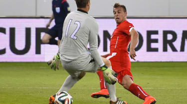 Young stars of the World Cup, Xherdan Shaquiri