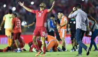 Panama World Cup qualifier Anibal Godoy