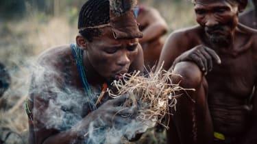 San people, Kalahari