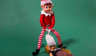 Poundland naughty Elf