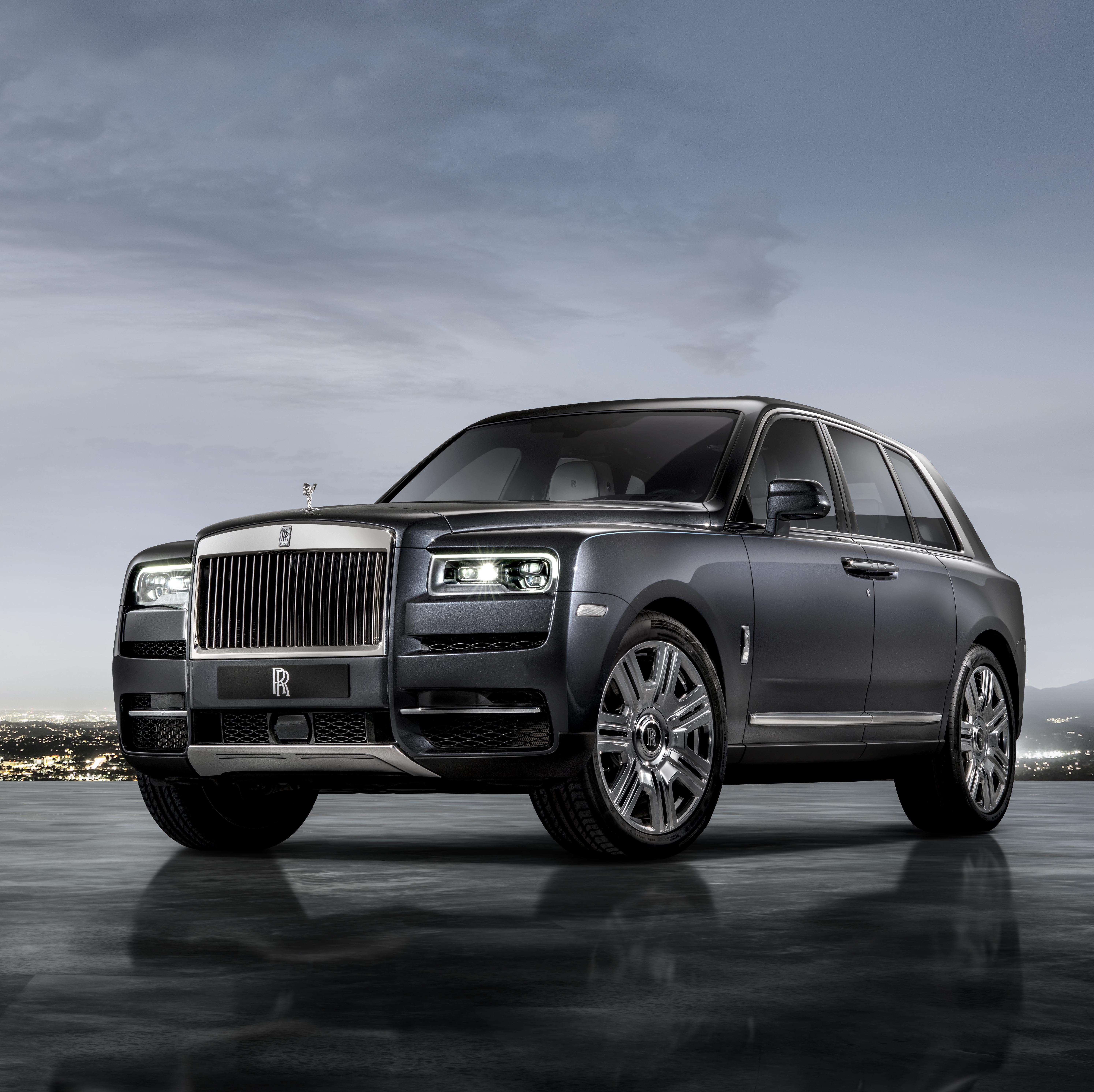 Rolls Royce Cullinan 2018 Release Date Prices Specs And Reviews The Week Uk