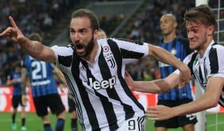 Gonzalo Higuain Premier League transfer news Juventus Chelsea