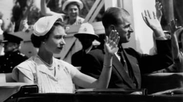 Queen and Prince Philip, Australia 1954