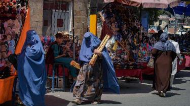Kabul market