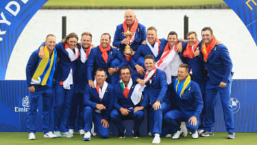 2018 Ryder Cup Team Europe Thomas Bjorn