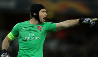 Arsenal signed goalkeeper Petr Cech from London rivals Chelsea in June 2015