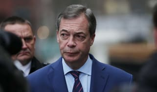 Former Ukip leader Nigel Farage has quit the party