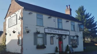 Stag&Hounds pub