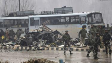 Bomb Kashmir