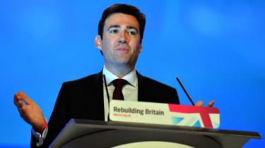 Labour's Andy Burnham