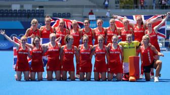 Team GB women's hockey