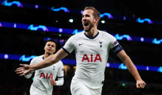 Spurs striker Harry Kane is the captain of the England national team