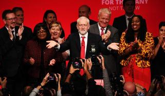 Jeremy Corbyn, Labour