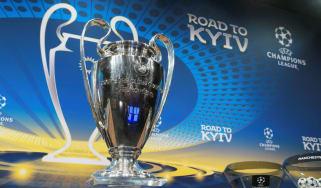 Champions League semi-finals draw