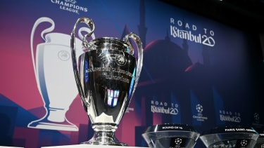 The 2020 Uefa Champions League final is scheduled to be played in Istanbul