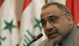Adel Abdul-Mahdi, Iraq