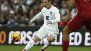 World Cup superstars, Rooney