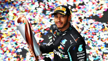 Lewis Hamilton is a seven-time Formula 1 world champion