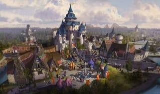 Paramount theme park