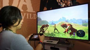 Zelda mobile game