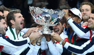 Davis Cup ITF Pique World Cup of Tennis Finals