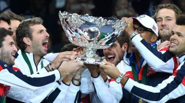 Davis Cup ITF Pique World Cup of Tennis Finals