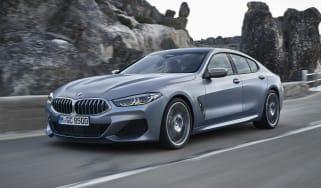 BMW 8 Series GC