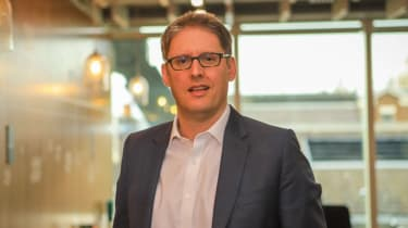 Confederation of British Industry director-general Tony Danker