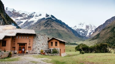 Salkanktay Trail with Mountain Lodges of Peru