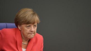 Angela Merkel - Pensive
